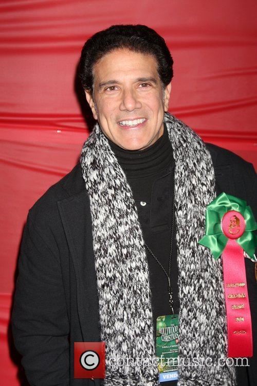 Corky Ballas The Hollywood Christmas Parade held at...