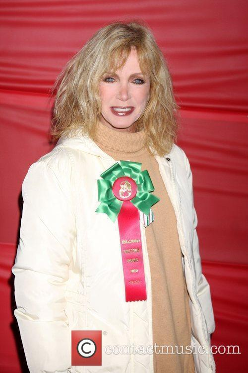 Donna Mills The Hollywood Christmas Parade held at...