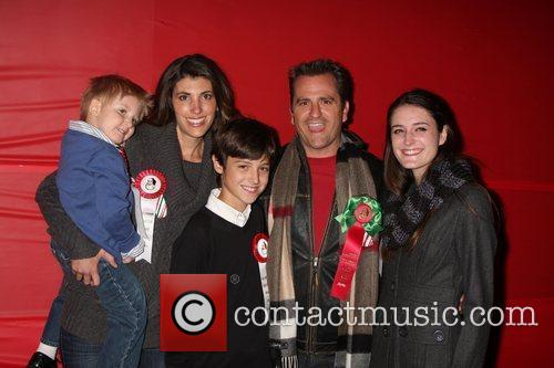 Dr. Jim Sears and family The Hollywood Christmas...