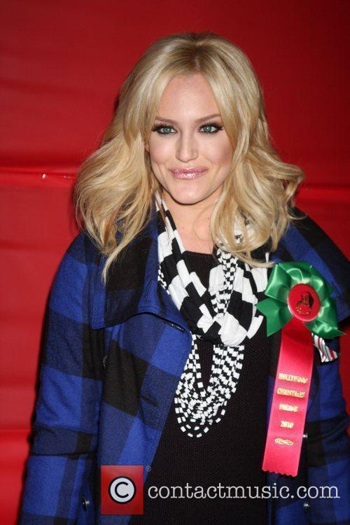 Lacey Schwimmer The Hollywood Christmas Parade held at...