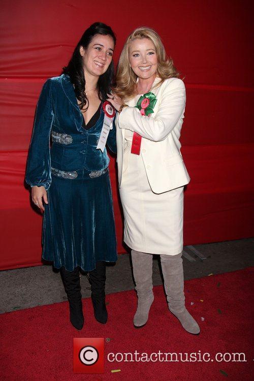 Alexandra Yeaggy and Melody Thomas Scott The Hollywood...