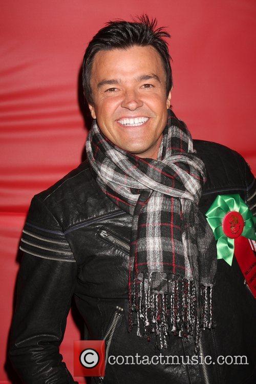 Michel Maloney The Hollywood Christmas Parade held at...