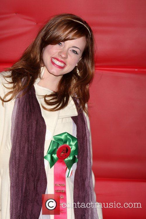 Molly Burnett The Hollywood Christmas Parade held at...