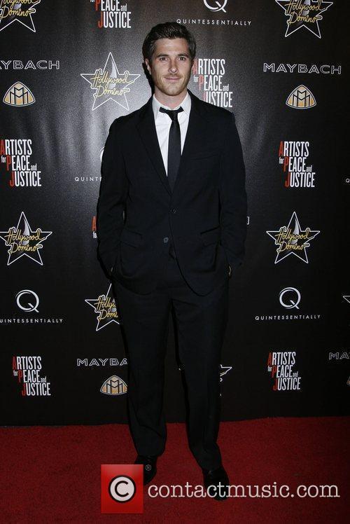 Dave Annabel 3rd Annual Pre-Oscar Hollywood Domino Gala...
