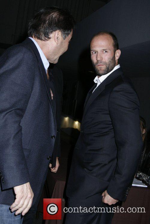 Oliver Stone and Jason Statham 2