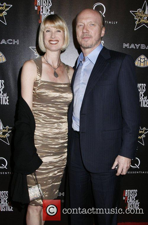 Paul Haggis 3rd Annual Pre-Oscar Hollywood Domino Gala...
