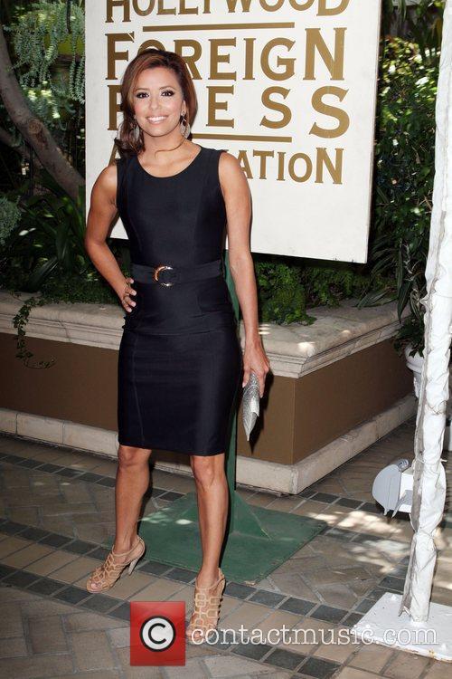 Eva Longoria-Parker Hollywood Foreign Press Association Annual Installation...