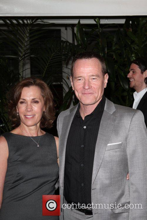 Brian Cranston and Guest Hollywood Foreign Press Association...