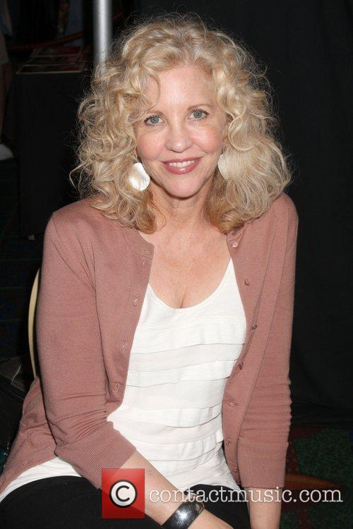 Nancy Allen the Hollywood Show at the Marriott...
