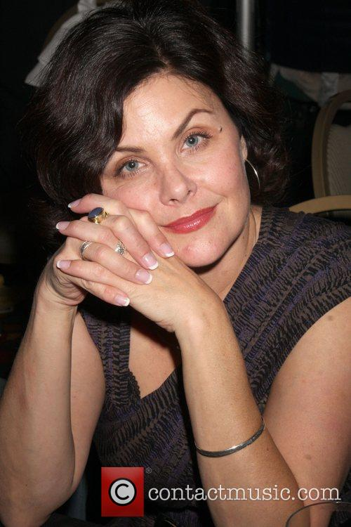Sherilyn Fenn  the Hollywood Show at the...