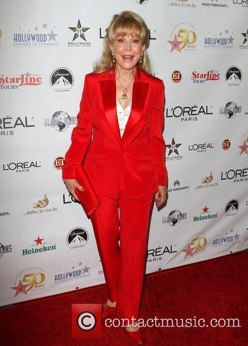 Barbara Eden the 50th anniversary birthday bash for...