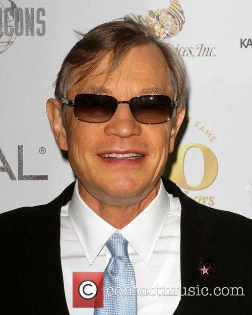 Michael York the 50th anniversary birthday bash for...