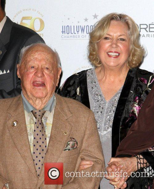 Mickey Rooney and Barbara Eden 6