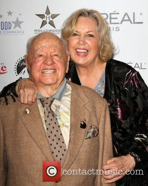 Mickey Rooney and Nancy Sinatra 5