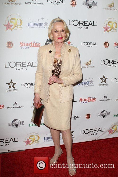 Tippi Hedren the 50th anniversary birthday bash for...