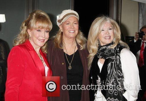Barbara Eden, Connie Stevens and Diane Ladd 7