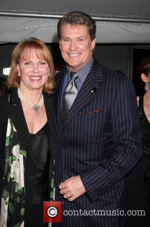 Mariette Hartley and David Hasselhoff  The 50th...