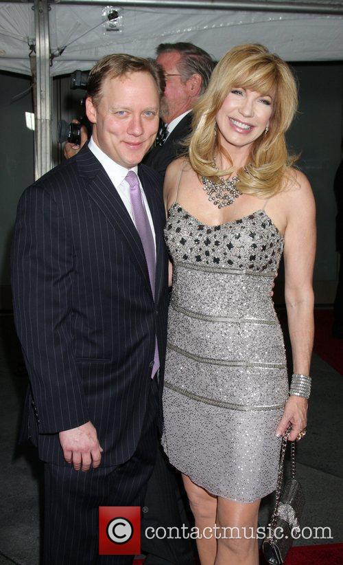 Leeza Gibbons and guest The 50th anniversary Birthday...