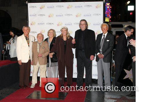 Mickey Rooney, Bob Barker, Diane Ladd, Jan Rooney and Jim Ladd 8