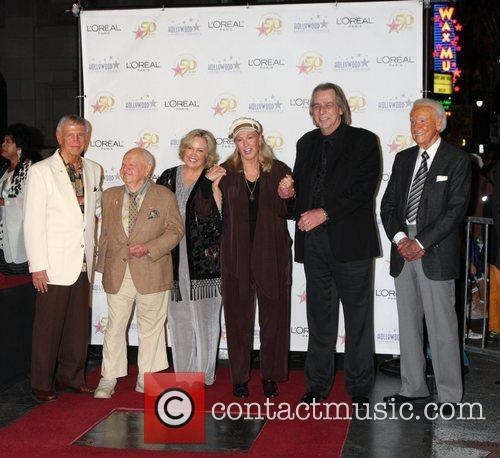 Mickey Rooney, Bob Barker, Diane Ladd, Jan Rooney and Jim Ladd 9