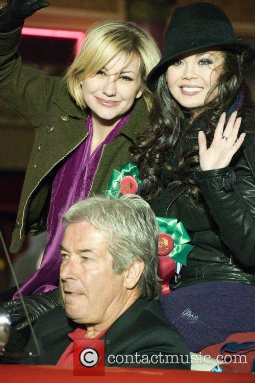 Chelsea Kane Staub  2010 Hollywood Christmas Parade...