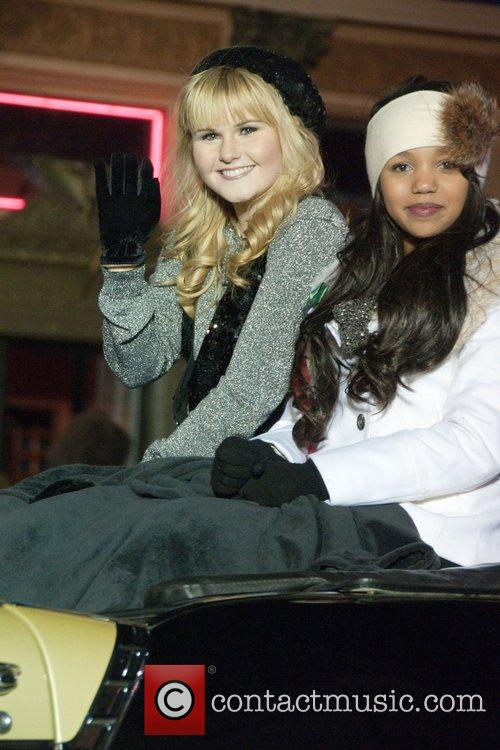 Ashlee Keating and Daphne Blunt  2010 Hollywood...