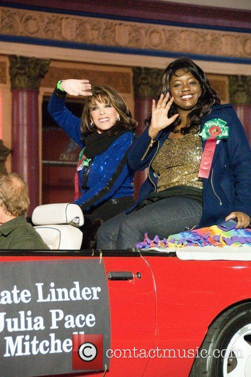 Kate Linder and Julia Pace Mitchell 2010 Hollywood...