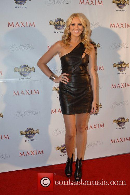 Maxim Presents the 2010 Hometown Hotties Finalists At...