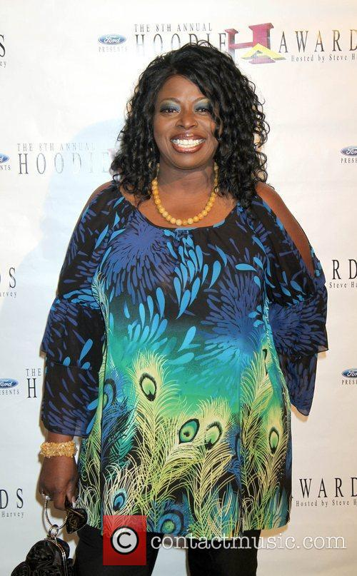 Angie Stone and Las Vegas 2