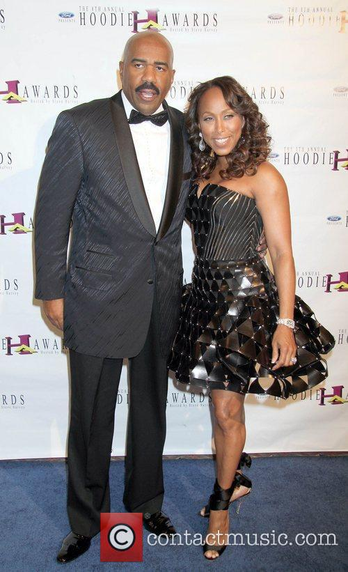 Steve Harvey And Marjorie Harvey, Steve Harvey and Las Vegas