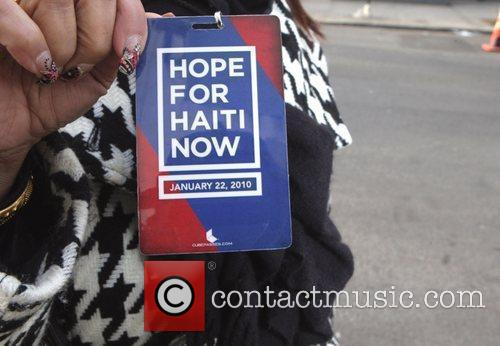 Atmosphere  'Hope for Haiti Now: A Global...