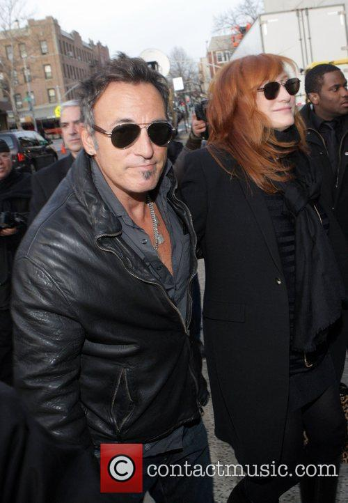 Bruce Springsteen and Patti Scialfa  'Hope for...