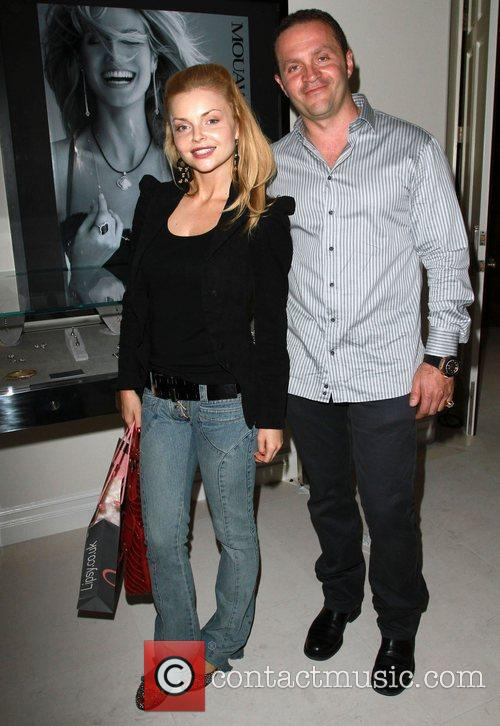 Izabella Miko, Pacal Mouawad The Hospitality Suite hosted...