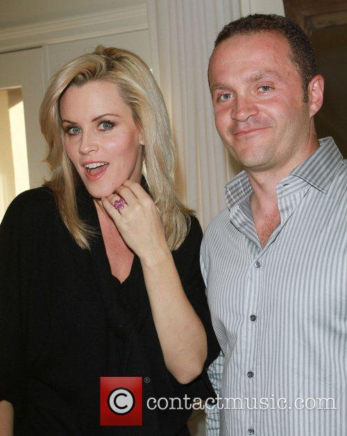 Jenny McCarthy, Pacal Mouawad The Hospitality Suite hosted...