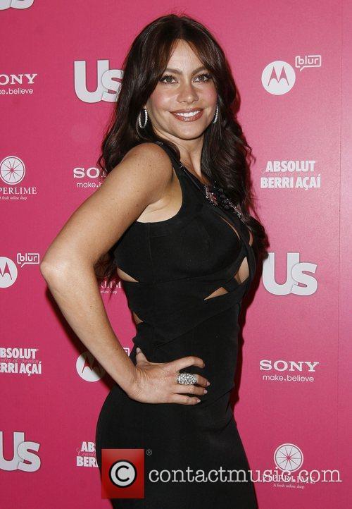 Sofia Vergara US Weekly Annual Hot Hollywood Style...