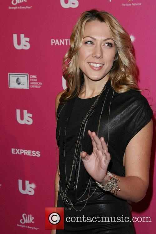 Colbie Caillat US Weekly's Hot Hollywood Event held...