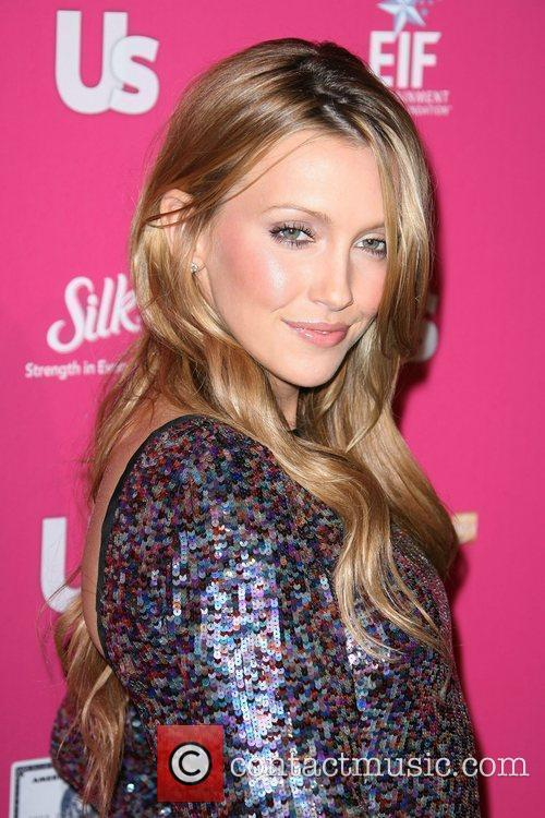 Katie Cassidy US Weekly's Hot Hollywood Event held...