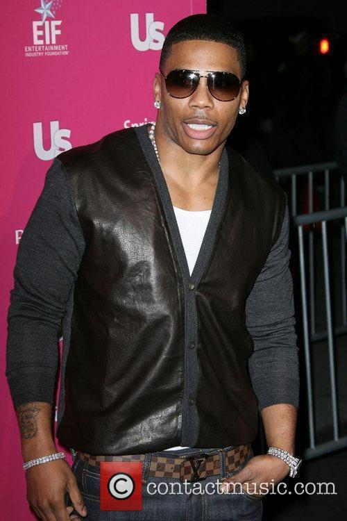 Nelly US Weekly's Hot Hollywood Event held at...