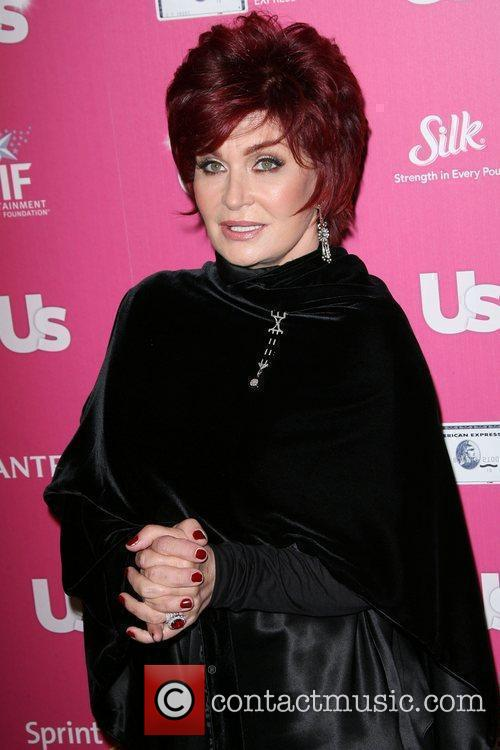 Sharon Osbourne US Weekly's Hot Hollywood Event held...