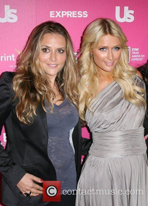 Brooke Mueller and Paris Hilton US Weekly's Hot...