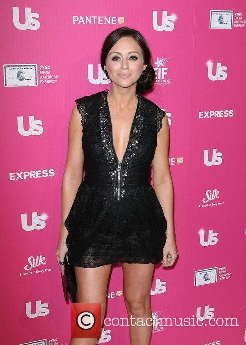 Nicole Dabeau US Weekly's Hot Hollywood Event held...
