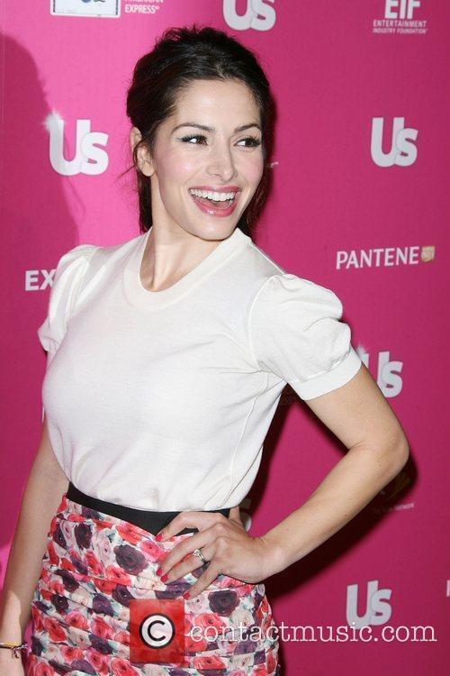 Sarah Shahi US Weekly's Hot Hollywood Event held...