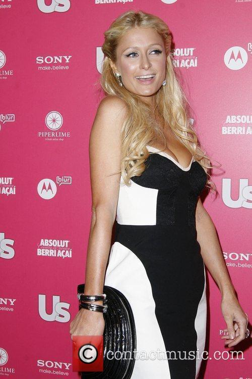 Paris Hilton US Weekly Annual Hot Hollywood Style...