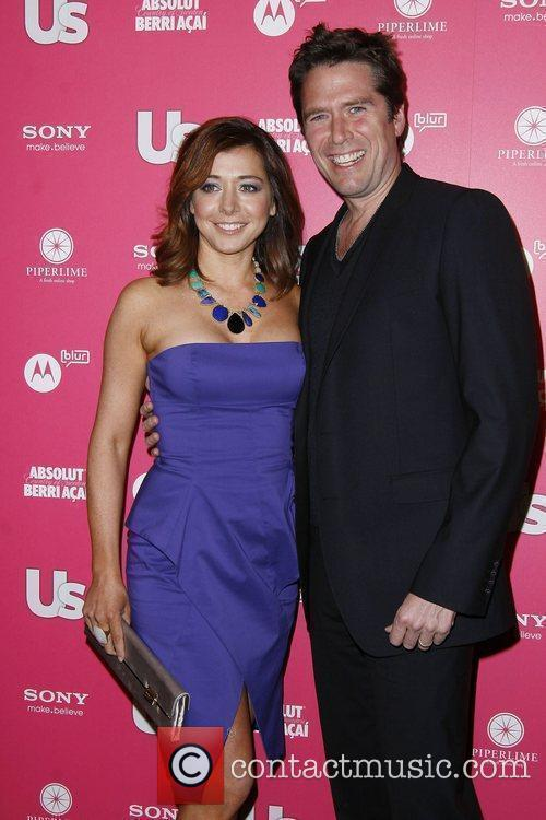 Alyson Hannigan and Alexis Denisof US Weekly Annual...