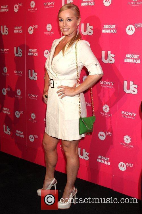Jamie Bergman  US Weekly Annual Hot Hollywood...