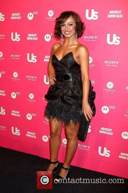 Karina Smirnoff US Weekly Annual Hot Hollywood Style...