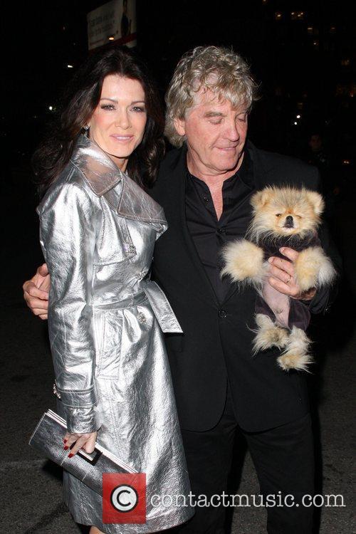 Lisa Vanderpump and her husband Ken Todd US...