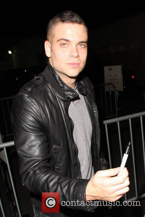 Mark Salling US Weekly's Hot Hollywood Event held...
