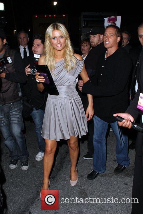 Paris Hilton and Cy Waits US Weekly's Hot...