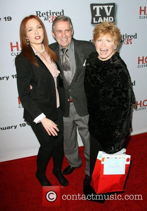 Amy Yasbeck, Pat Harrington and Bonnie Franklin TV...